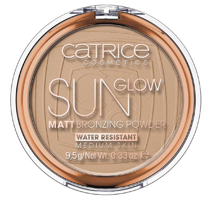 Catrice Sun Glow Matt Bronzing Powder 030, , hi-res
