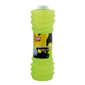 Play Studio Bubble Solution 1L Assorted