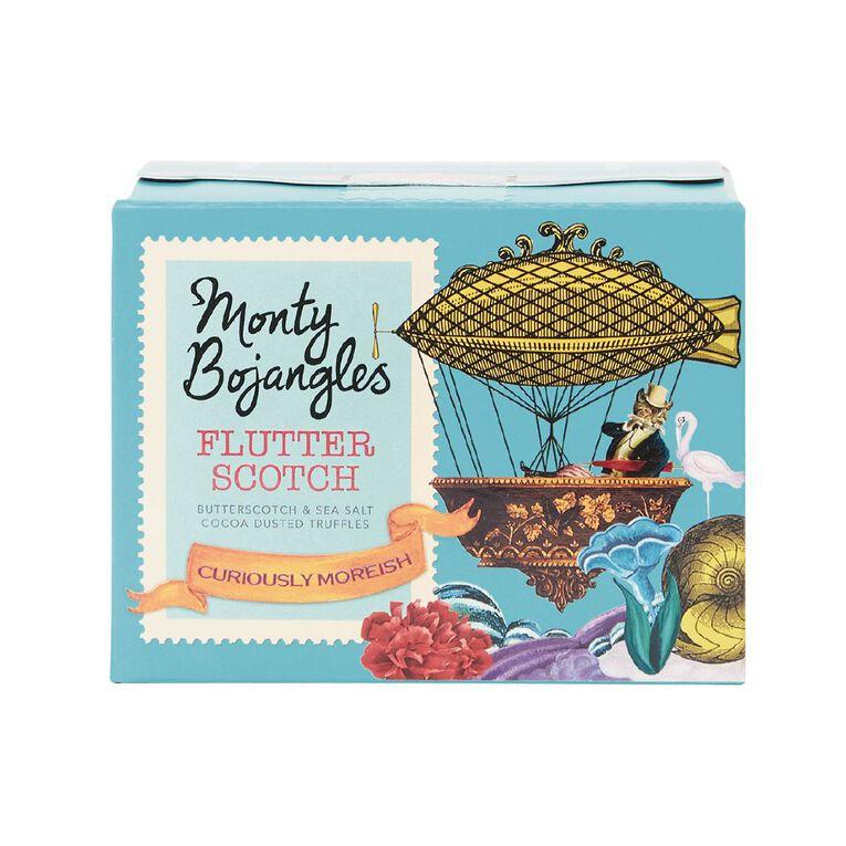Monty Bojangles Flutter Scotch Cocoa Dusted Truffles 150g, , hi-res
