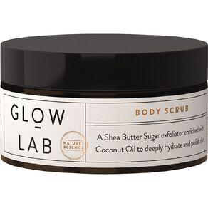 Glow Lab Body Scrub Coconut 200ml