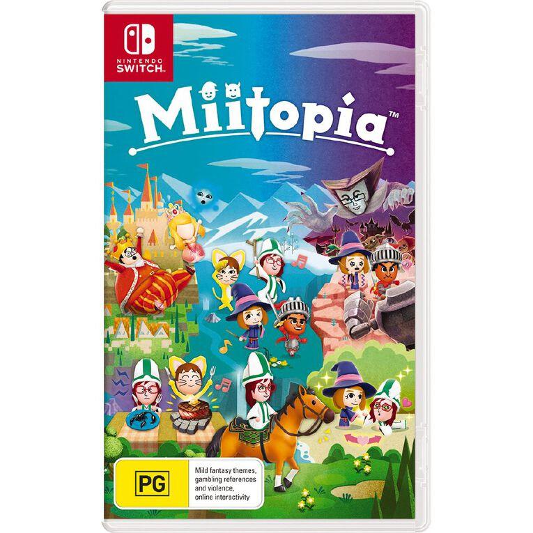 Nintendo Switch Miitopia, , hi-res