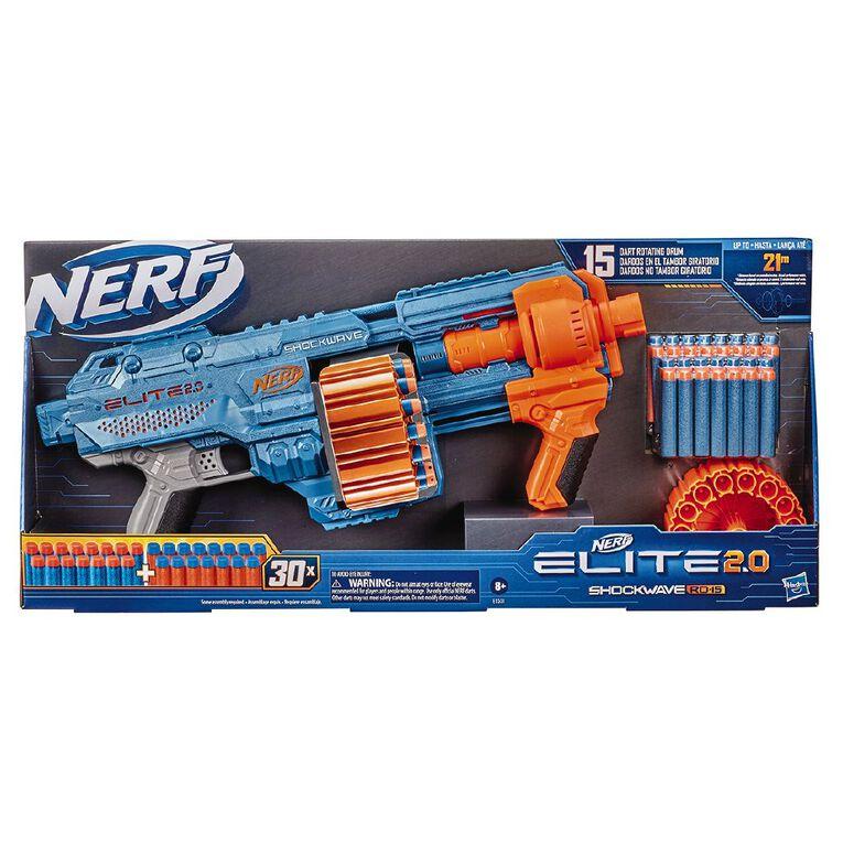 NERF N-Strike Elite Shockwave, , hi-res