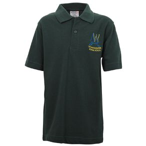 Schooltex Winchester Short Sleeve Polo with Embroidery