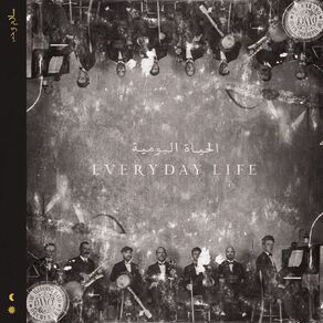 Everyday Life CD by Coldplay 1Disc