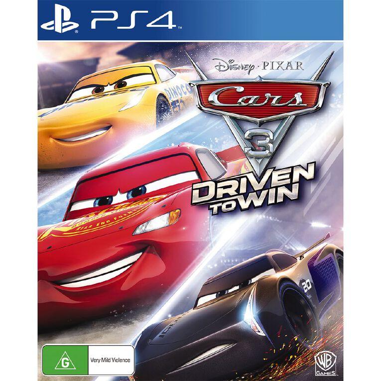 PS4 Cars 3, , hi-res