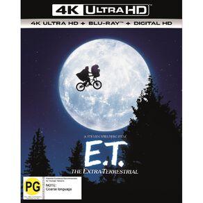 ET 4K Blu-ray 2Disc