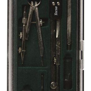 Faber-Castell Compass Set Techno 74 Black