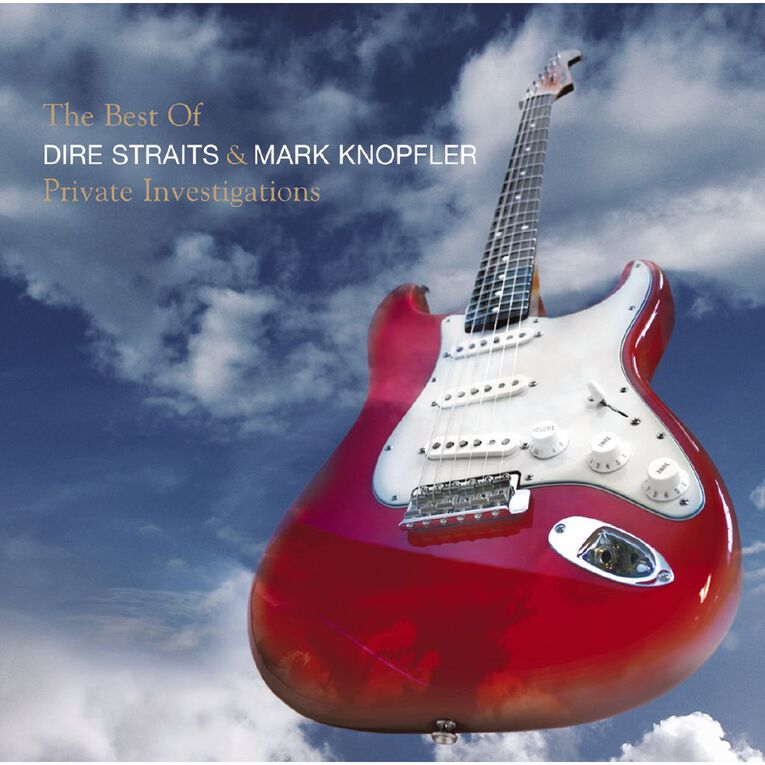 Private Investigations The Very Best of CD by Dire Straits 1Disc, , hi-res