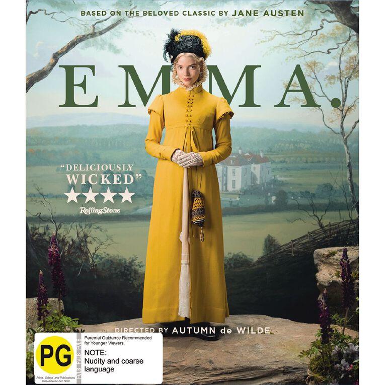 Emma Blu-ray 1Disc, , hi-res