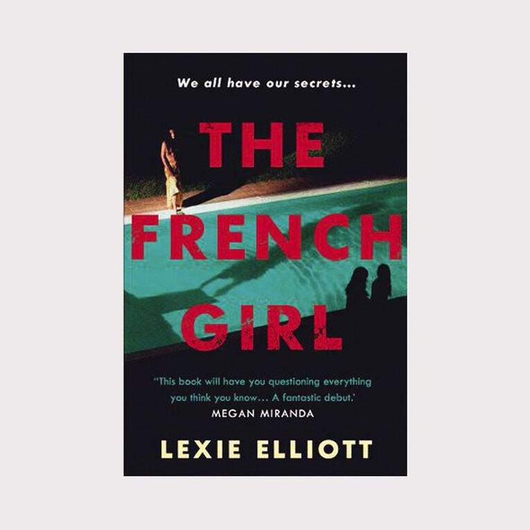The French Girl by Lexie Elliott, , hi-res