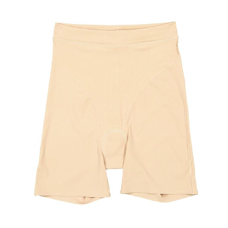 Comfort For You Women's Light Support Shorts, Natural, hi-res