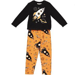 H&H Boys' Fleece Pyjamas