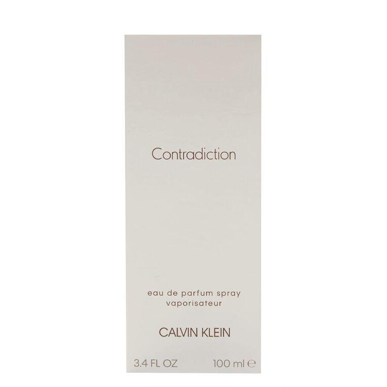 Calvin Klein Contradiction Women EDP 100ml, , hi-res