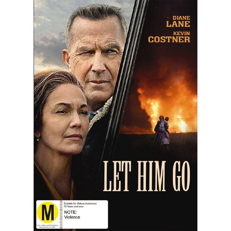 Let Him Go DVD, , hi-res