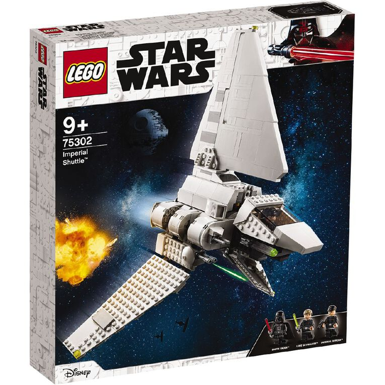 LEGO Star Wars Imperial Shuttle 75302, , hi-res