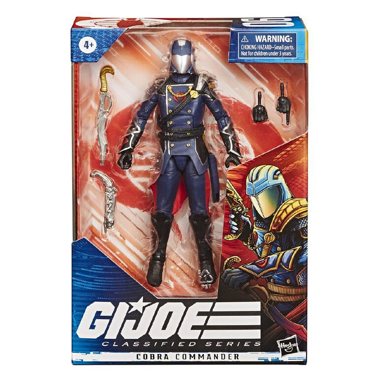 Gi Joe Classified Series 6 Inch Figure Assorted, , hi-res