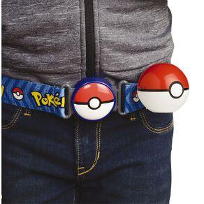 Pokemon Clip n Go Pokeball Belt Set Assorted