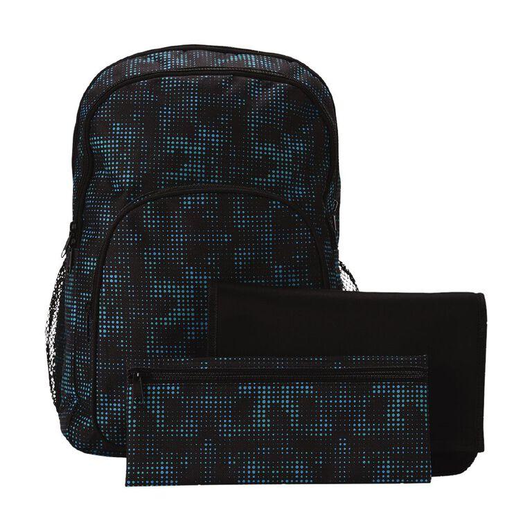 H&H Junior Bundle Backpack, Green, hi-res