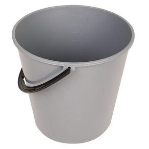 Living & Co Plastic Bucket Assorted 9.3L