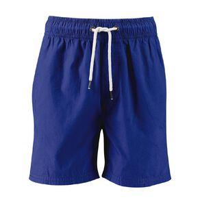 Young Original AOP Cotton Volley Shorts