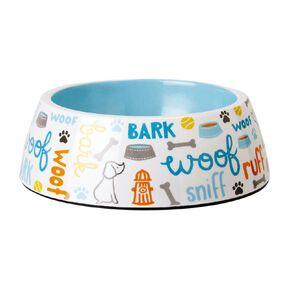 Simply Dog Bowl Medium Assorted Design