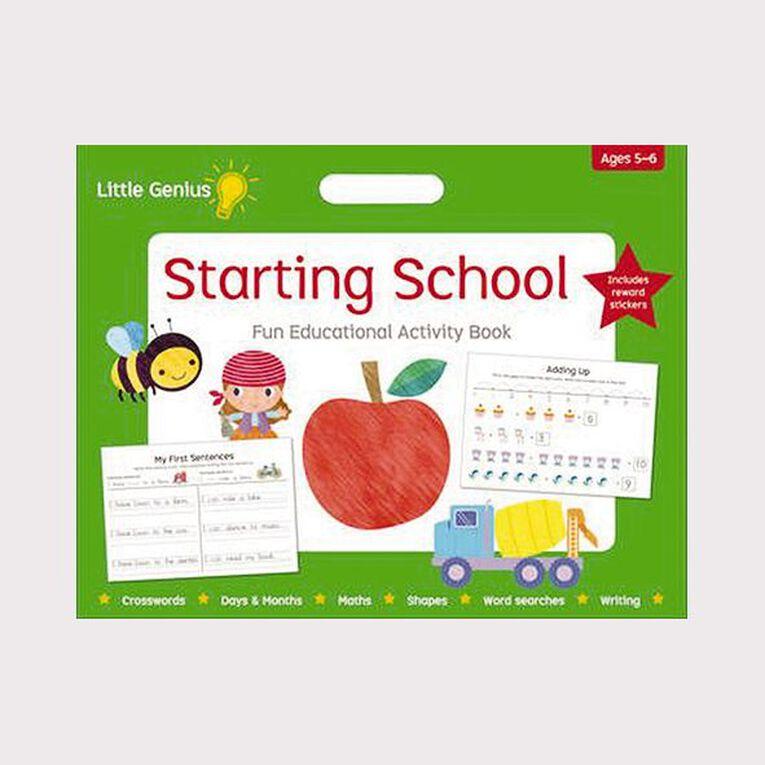 Little Genius Starting School Mega Pad, , hi-res