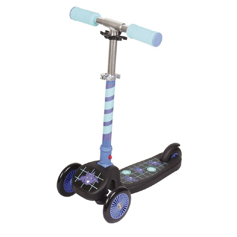 Milazo Kids 3 Wheel Scooter Lil Monster, , hi-res