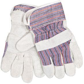 Kiwi Garden Leather Palm Gloves