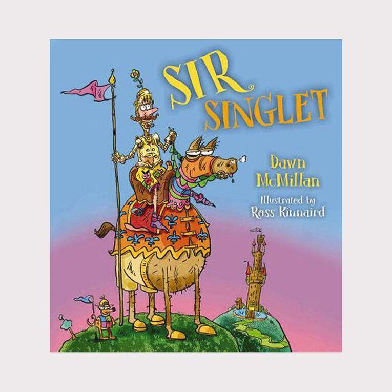Sir Singlet by Dawn McMillan, , hi-res image number null