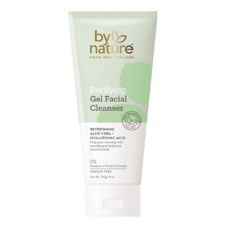By Nature Purifying Facial Cleanser 255g, , hi-res