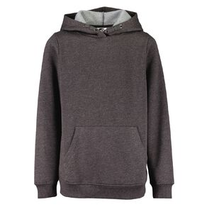 Young Original Plain Pull Over Hoodie