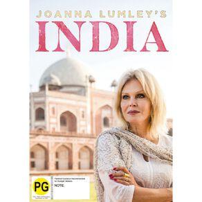 Joanna Lumleys India DVD 1Disc