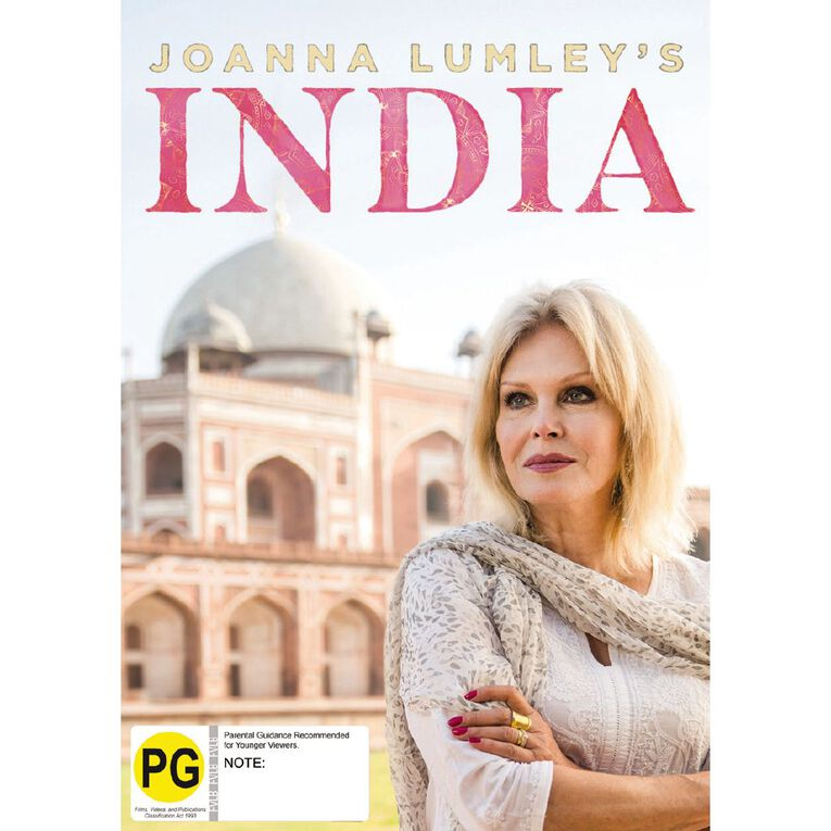 Joanna Lumleys India DVD 1Disc, , hi-res