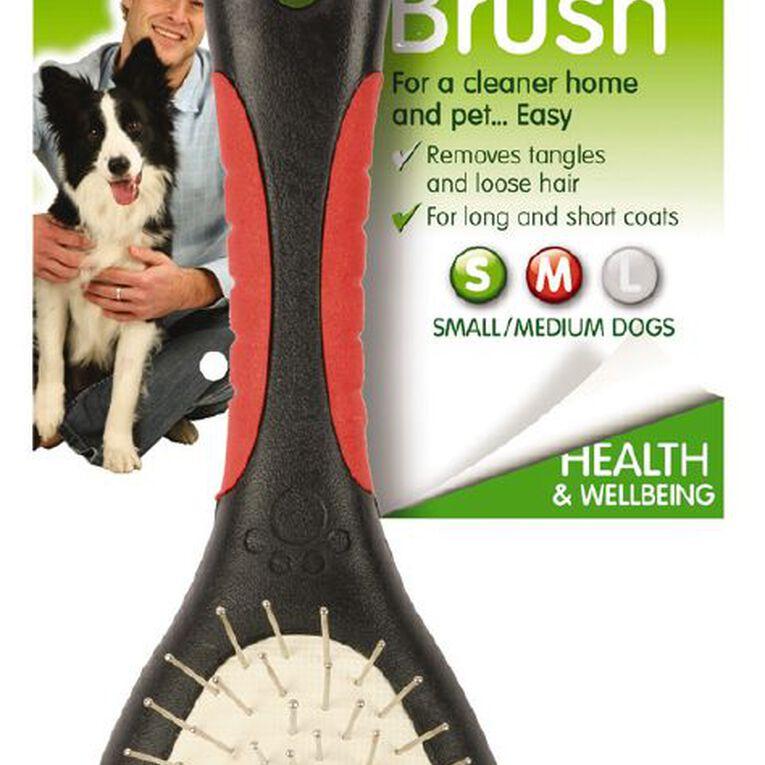 Vitapet Dog Brush Small / Medium, , hi-res