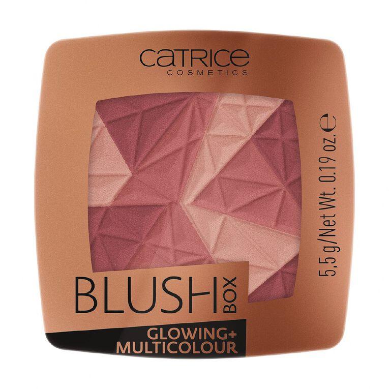 Catrice Blush Box Glowing + Multicolour 020, , hi-res