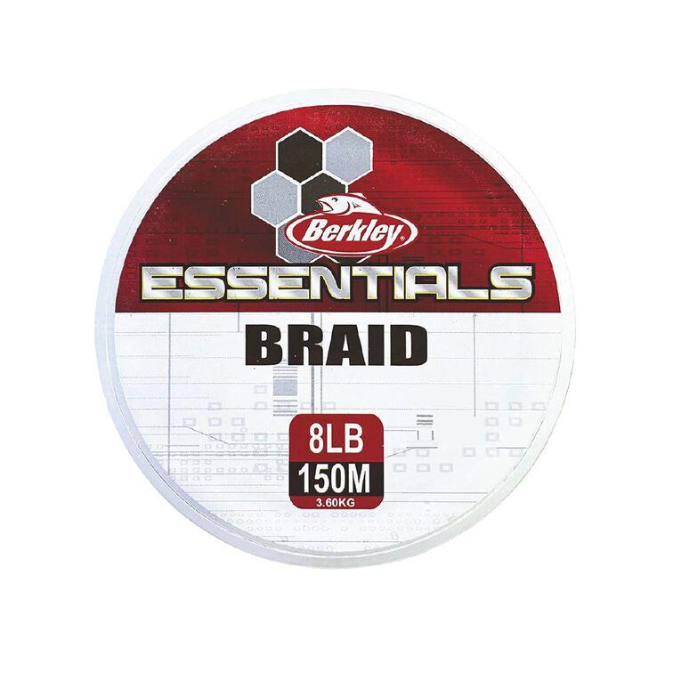 Berkley Braid 8LB 150M, , hi-res
