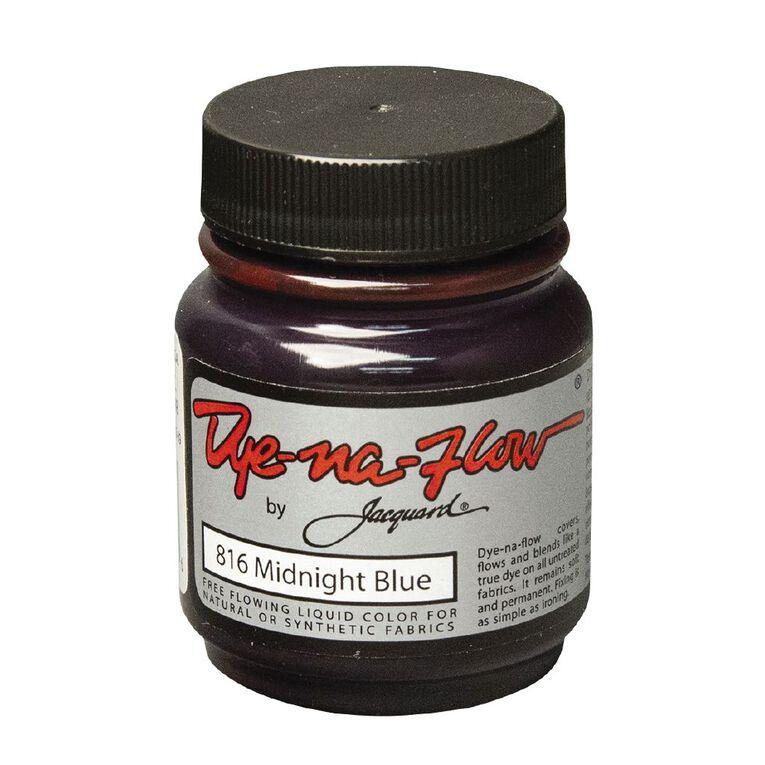 Jacquard Dye-Na-Flow 66.54ml Midnight Blue, , hi-res
