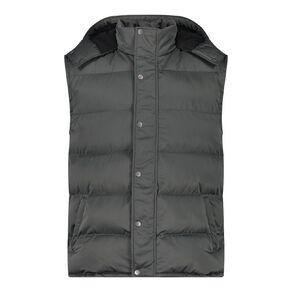 H&H Men's Hooded Vest