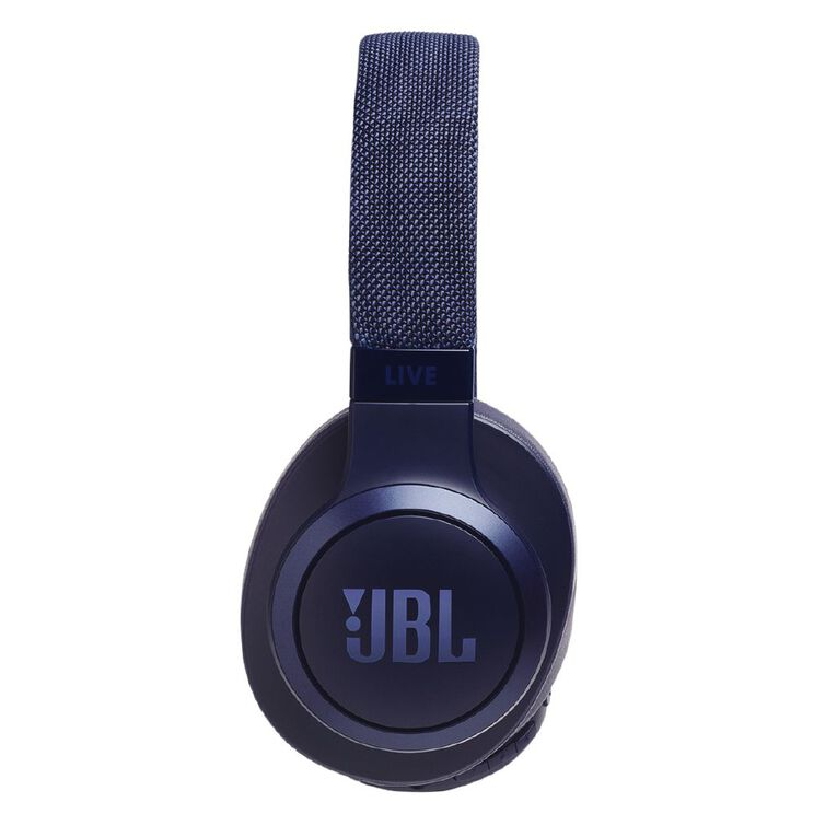 JBL Live 500BT On-Ear Wireless Headphones Blue, , hi-res
