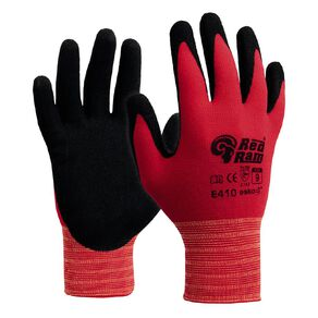 Esko Red Ram Latex Coated Safety Glove Large
