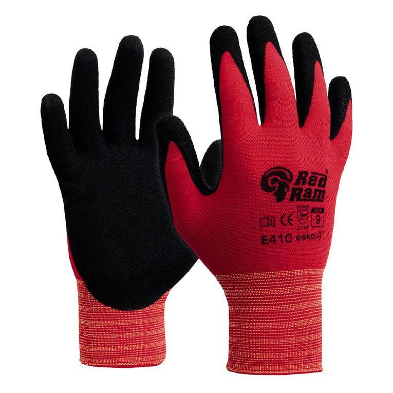 Esko Red Ram Latex Coated Safety Glove Large, , hi-res