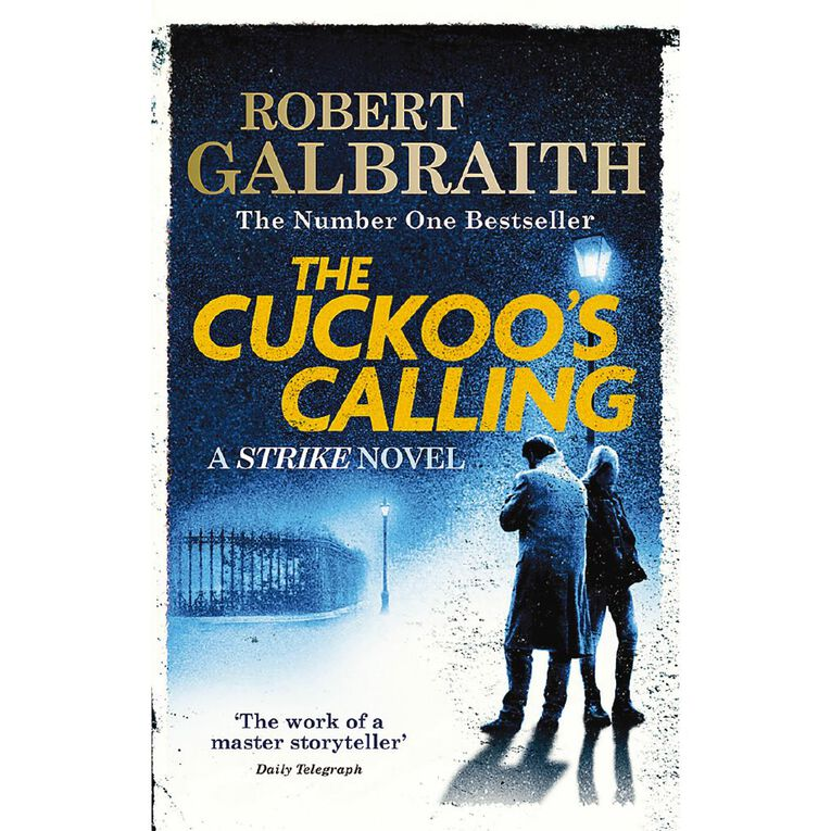 The Cuckoo's Calling by Robert Galbraith, , hi-res