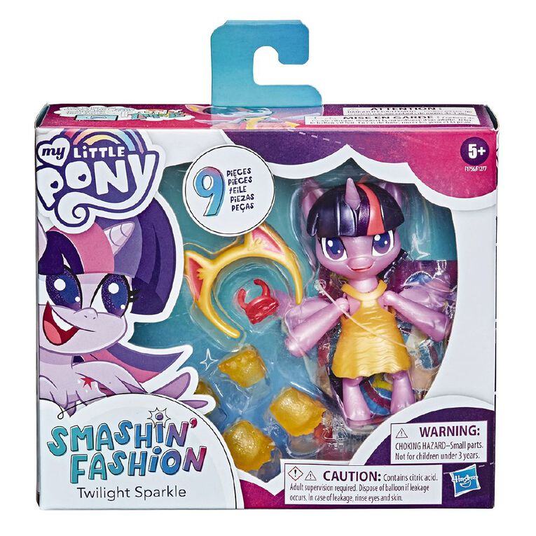 My Little Pony Smashin Ponies Assorted, , hi-res image number null