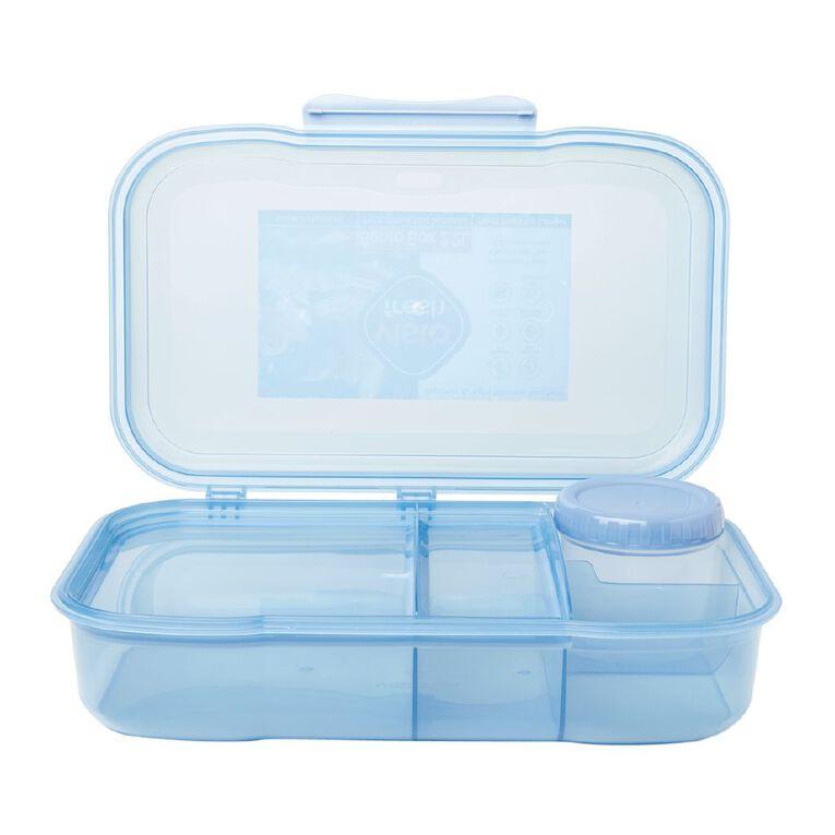 Visto Fresh Bento Box Blue 2.2L, , hi-res