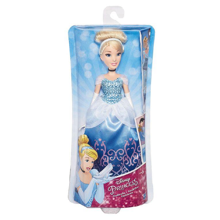 Disney Princess Shimmer Fashion Doll Series A Assorted 30cm, , hi-res