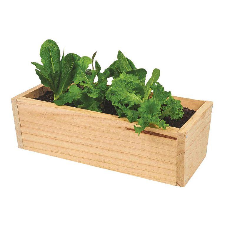 MLC Untreated Kids Kitset Planter Box, , hi-res