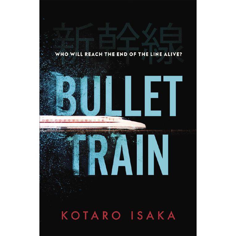 Bullet Train by Kotaro Isaka, , hi-res