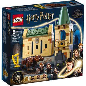 LEGO Harry Potter Fluffy Encounter 76387