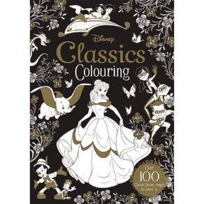 Disney Classics Colouring Book ( Adult Colouring) N/A