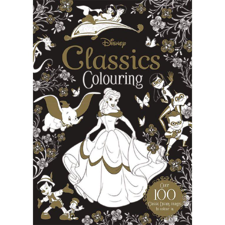 Disney Classics Colouring Book ( Adult Colouring) N/A, , hi-res